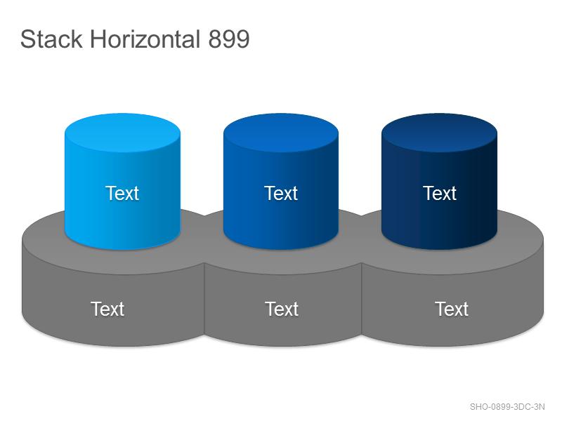 Stack Horizontal 899
