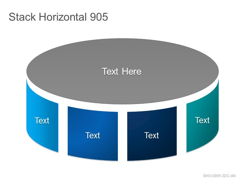 Stack Horizontal 905