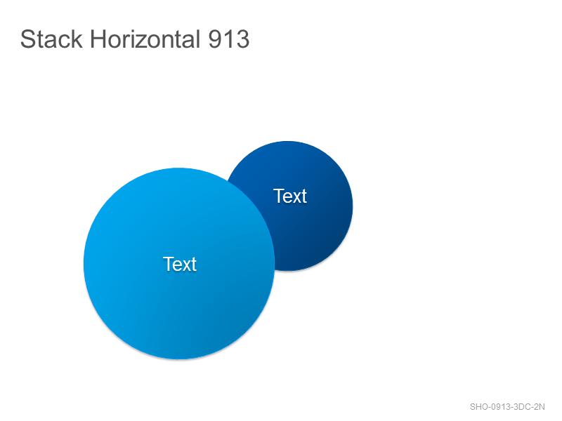 Stack Horizontal 913