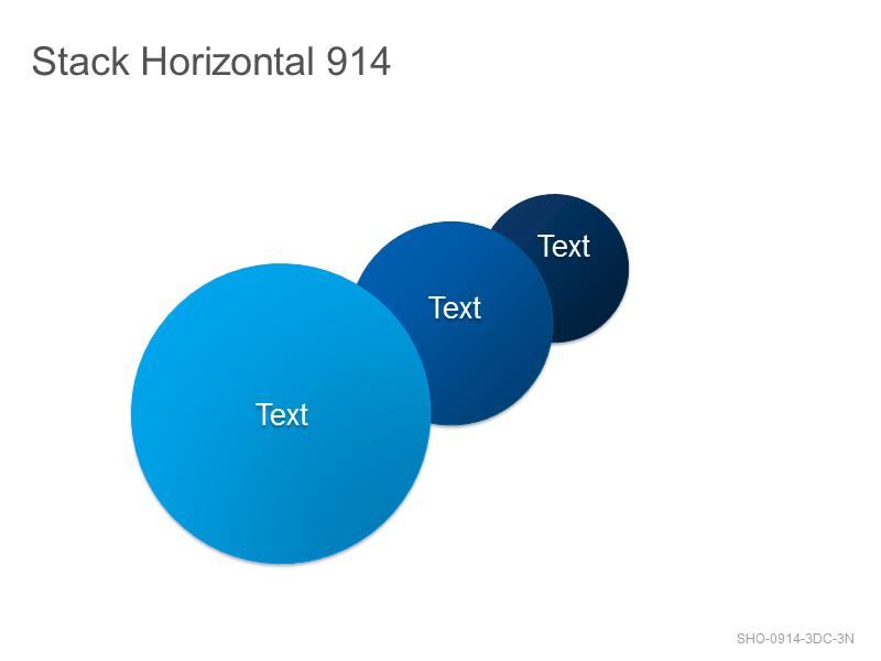 Stack Horizontal 914