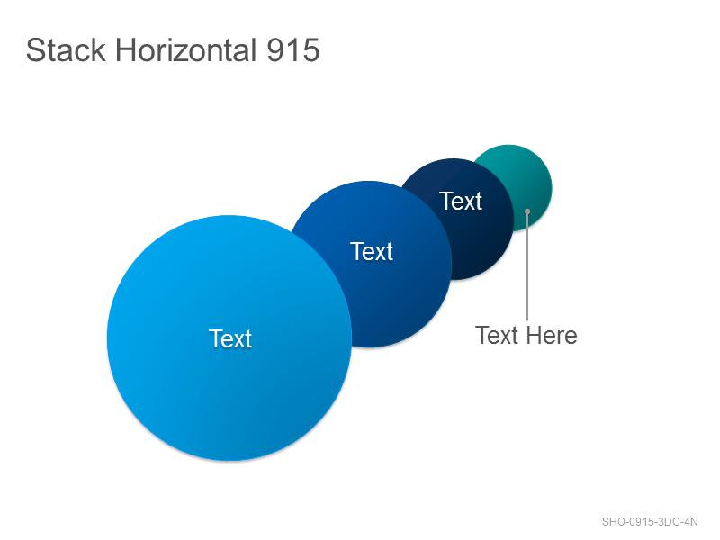 Stack Horizontal 915