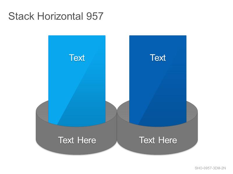 Stack Horizontal 957