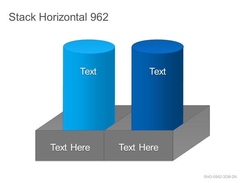 Stack Horizontal 962