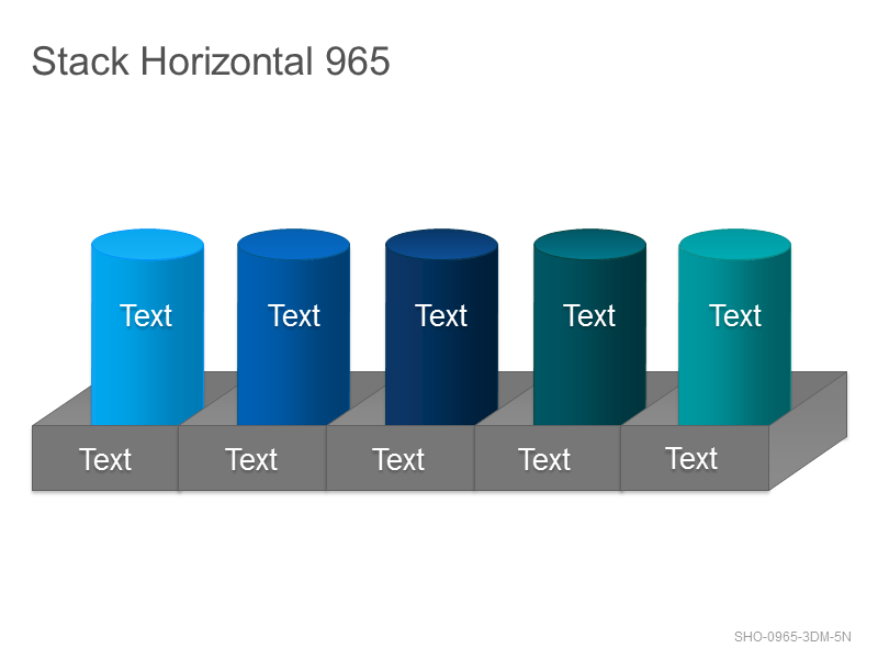 Stack Horizontal 965
