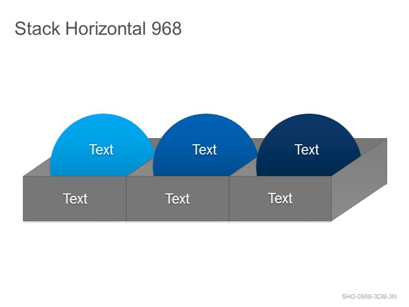 Stack Horizontal 968