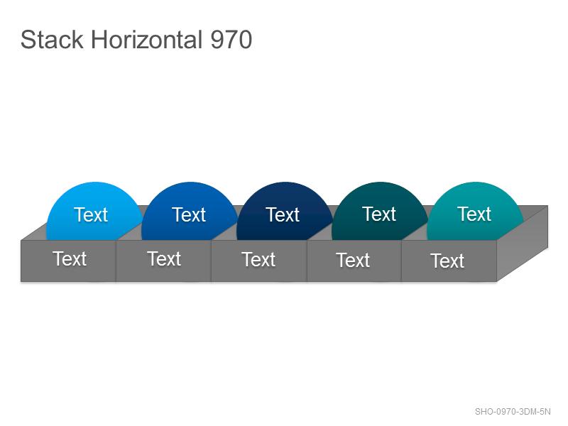 Stack Horizontal 970