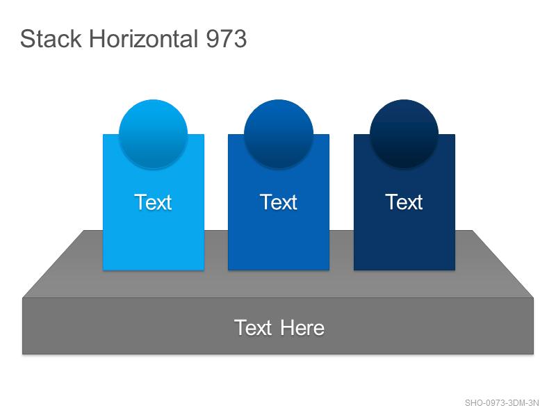 Stack Horizontal 973
