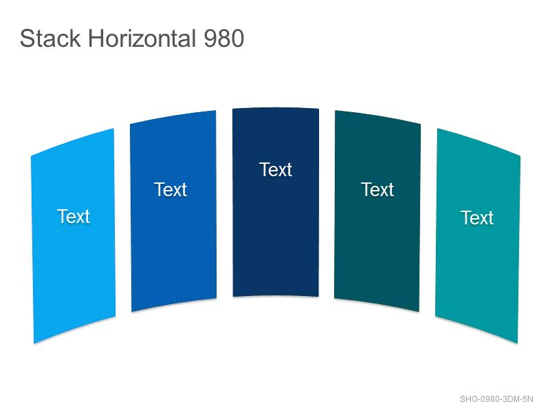 Stack Horizontal 980