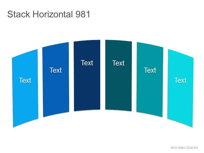 Stack Horizontal 981