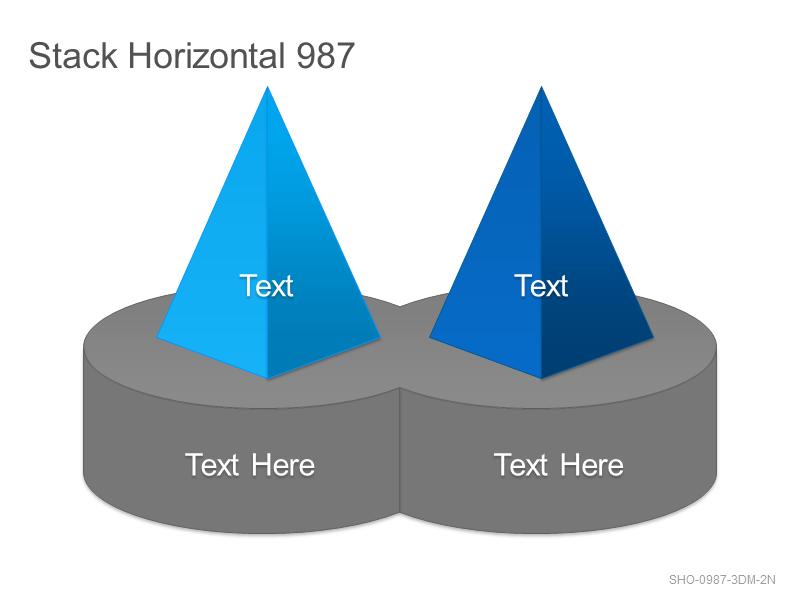 Stack Horizontal 987