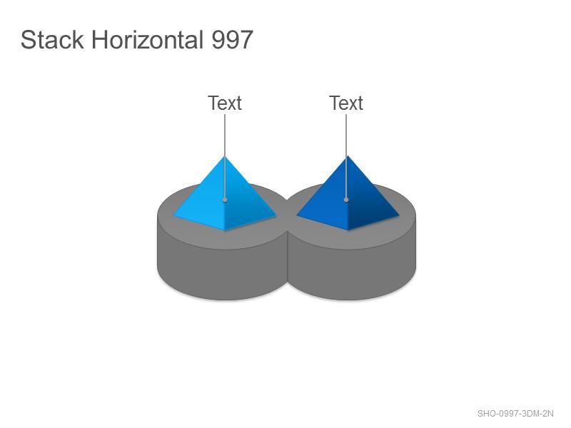 Stack Horizontal 997