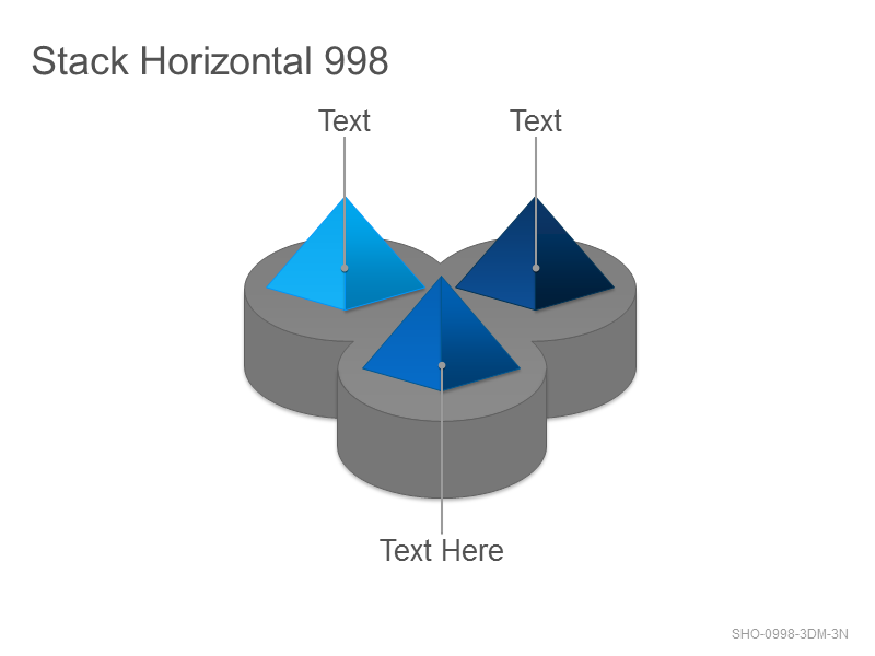 Stack Horizontal 998