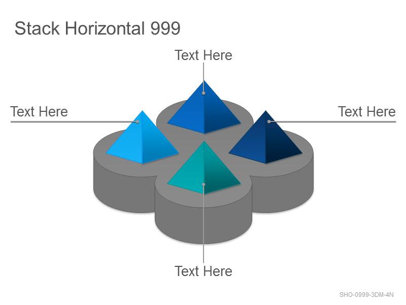 Stack Horizontal 999