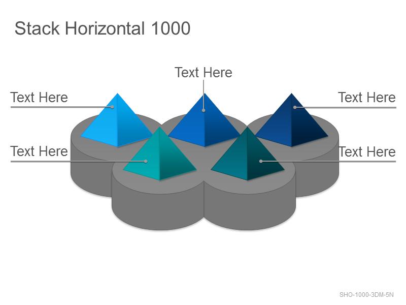 Stack Horizontal 1000