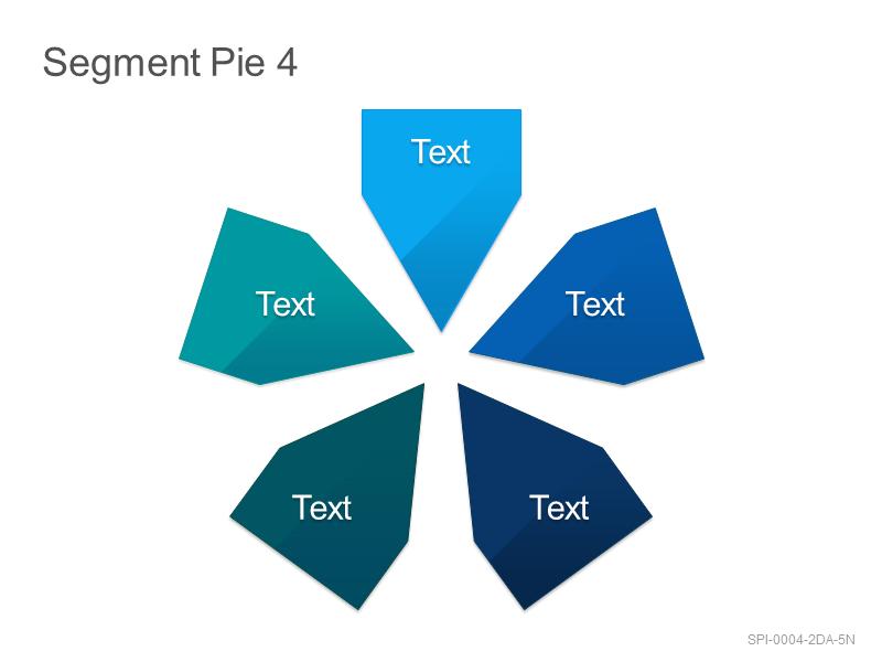 Segment Pie 4