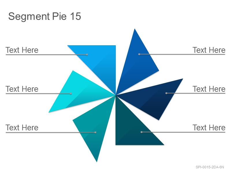 Segment Pie 15