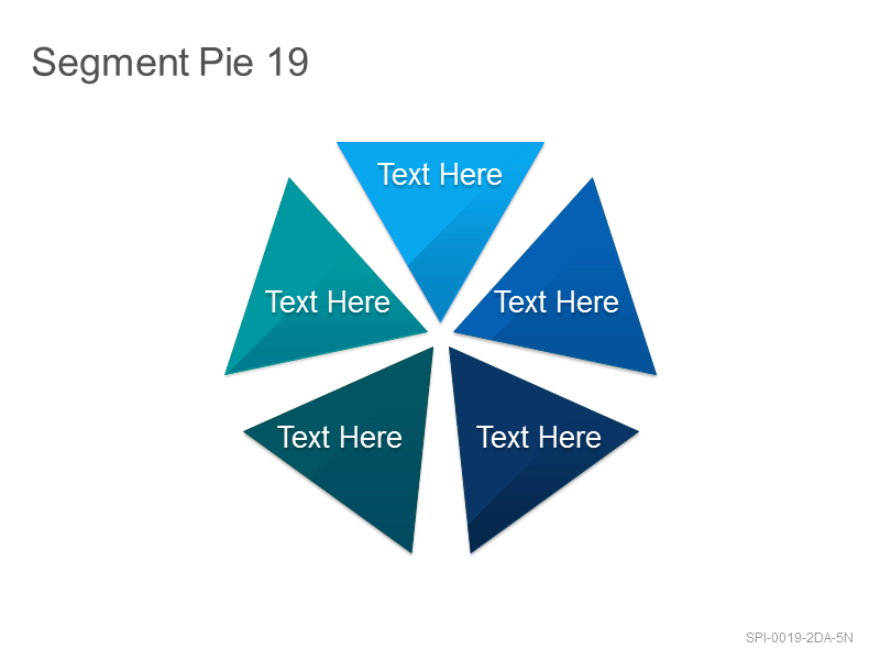 Segment Pie 19