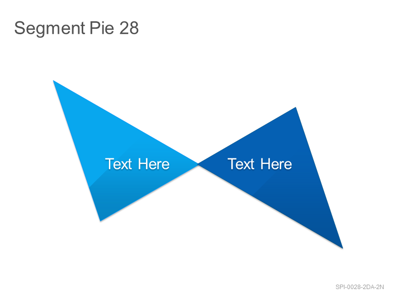 Segment Pie 28