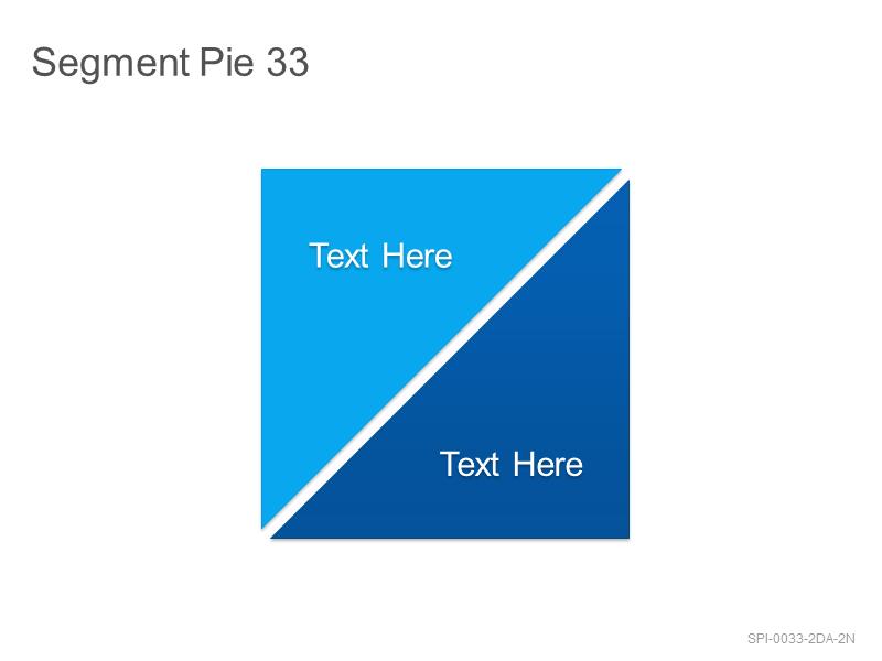 Segment Pie 33