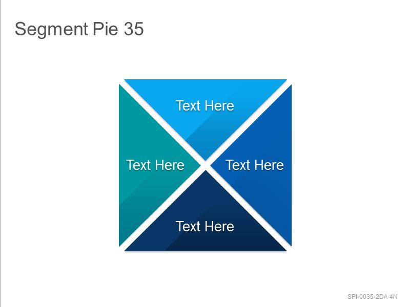 Segment Pie 35