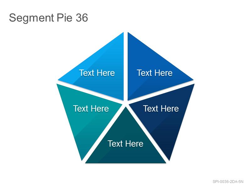 Segment Pie 36