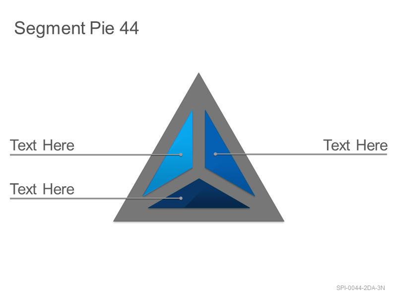 Segment Pie 44