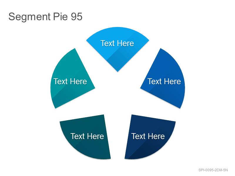 Segment Pie 95