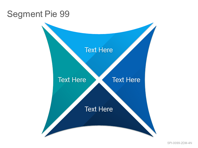 Segment Pie 99