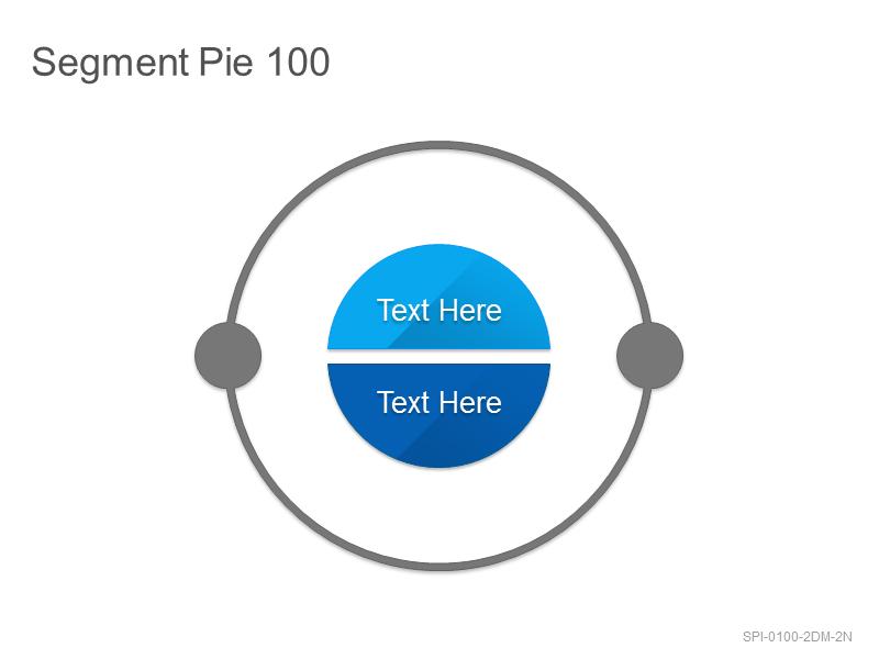 Segment Pie 100
