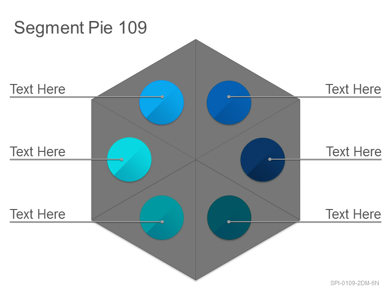 Segment Pie 109