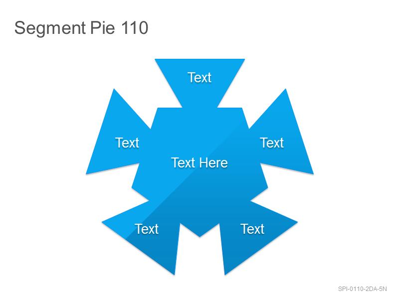 Segment Pie 110