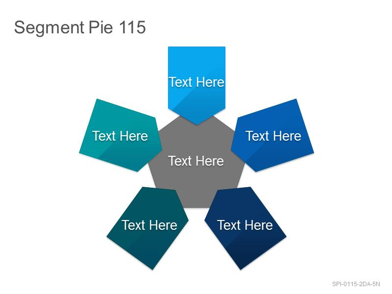 Segment Pie 115