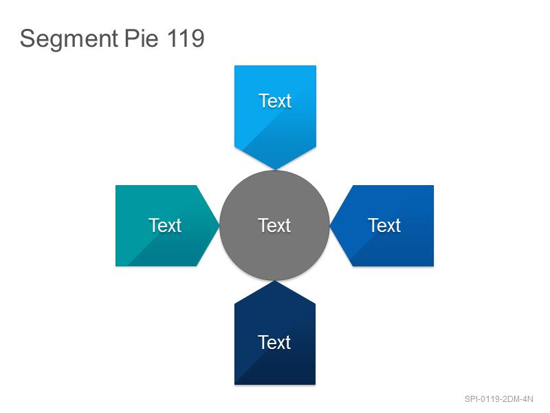 Segment Pie 119