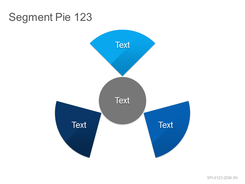 Segment Pie 123