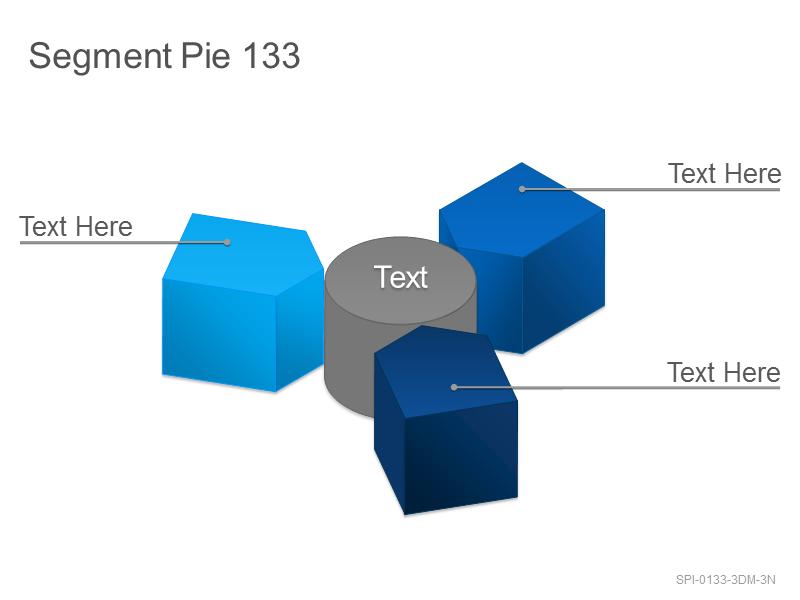 Segment Pie 133