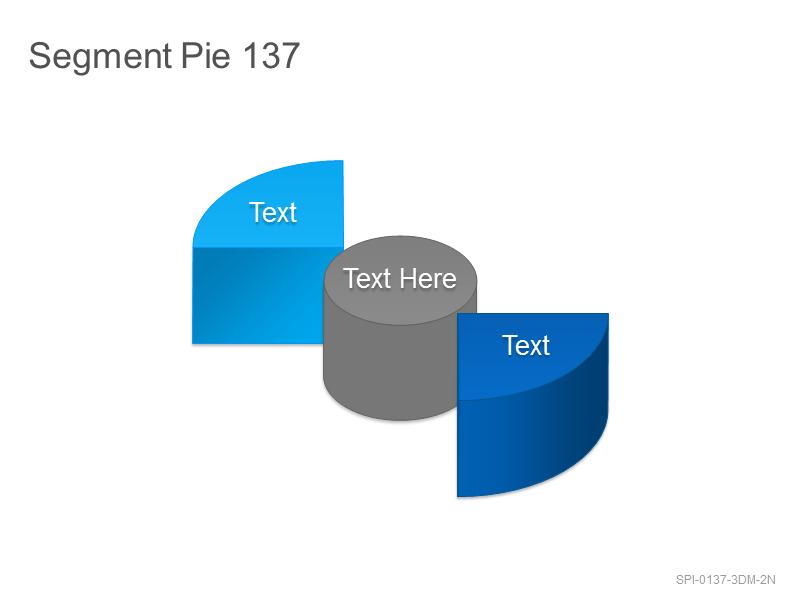 Segment Pie 137