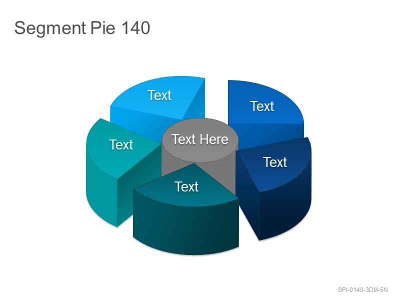 Segment Pie 140