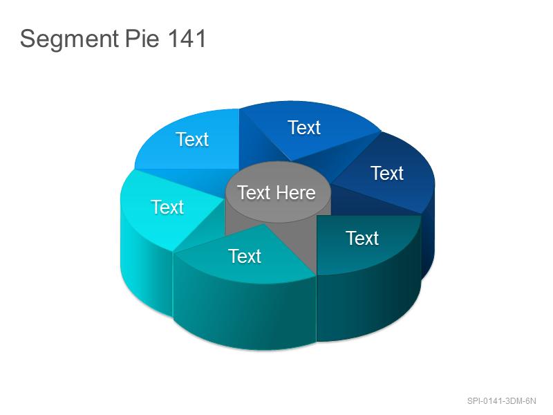 Segment Pie 141