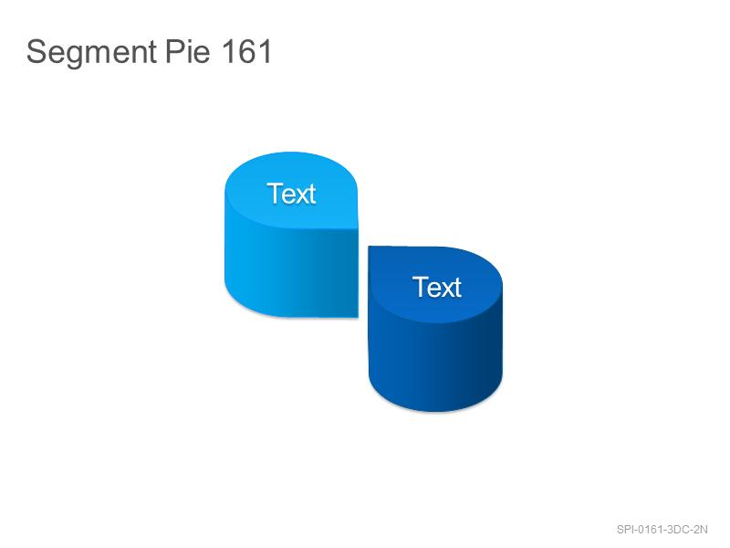 Segment Pie 161