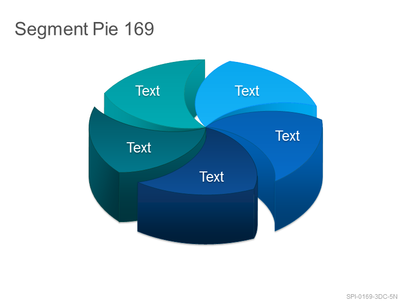 Segment Pie 169