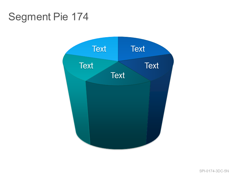 Segment Pie 174