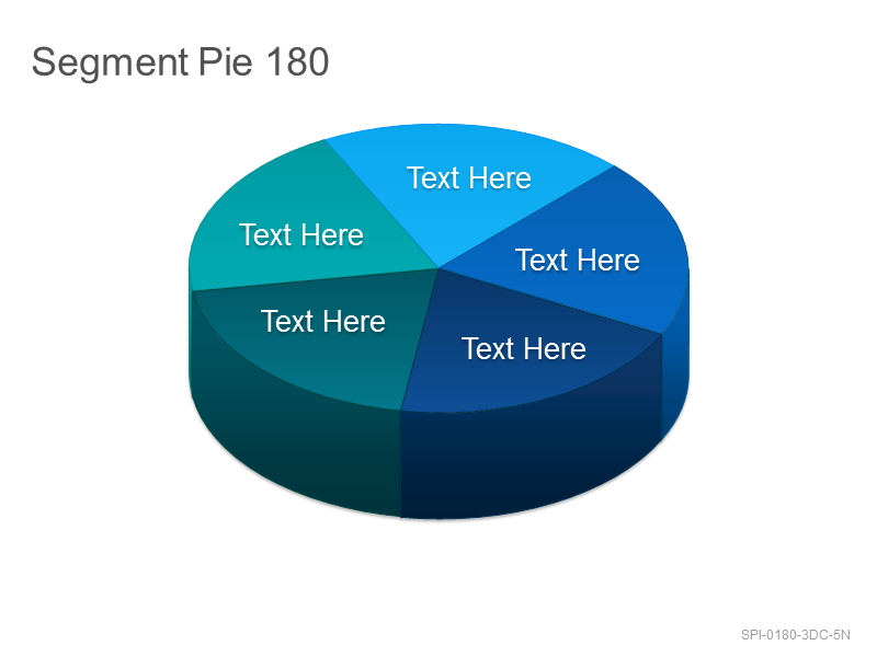 Segment Pie 180