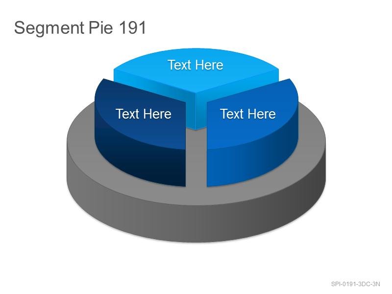 Segment Pie 191