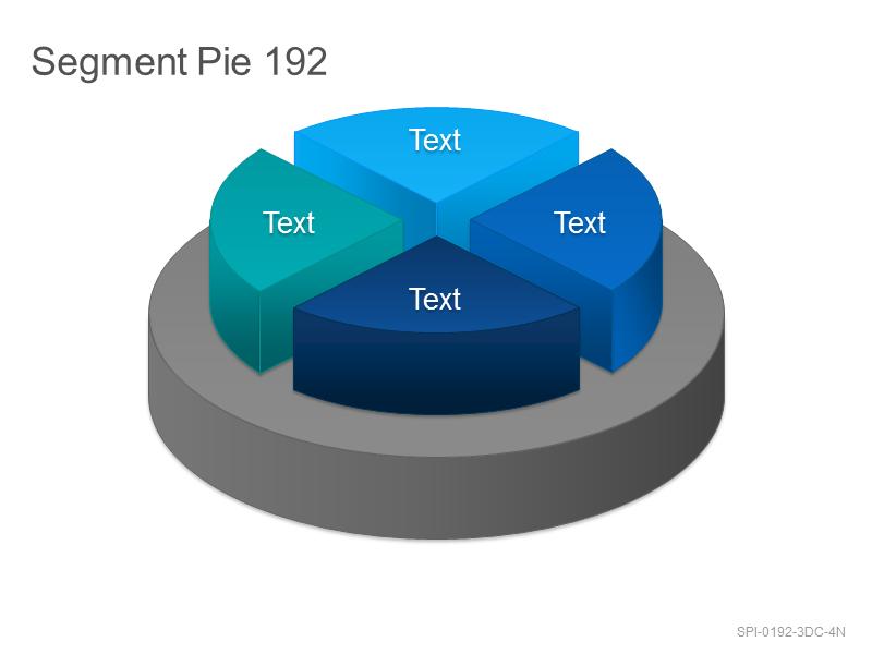 Segment Pie 192