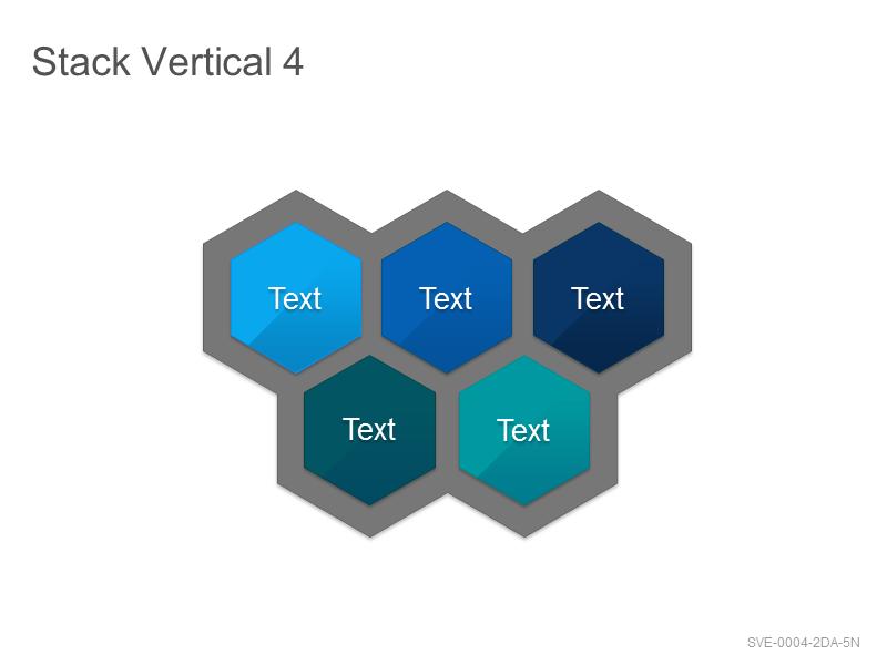 Stack Vertical 4