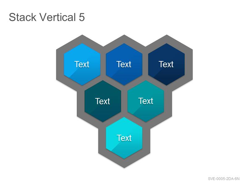 Stack Vertical 5