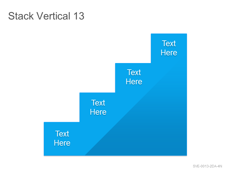 Stack Vertical 13
