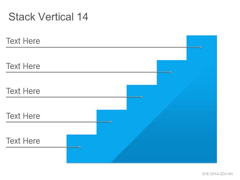 Stack Vertical 14