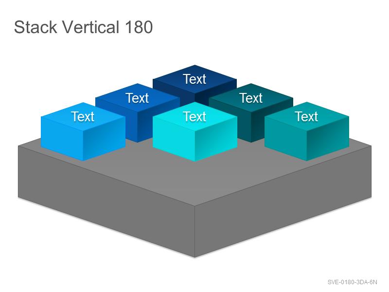 Stack Vertical 180