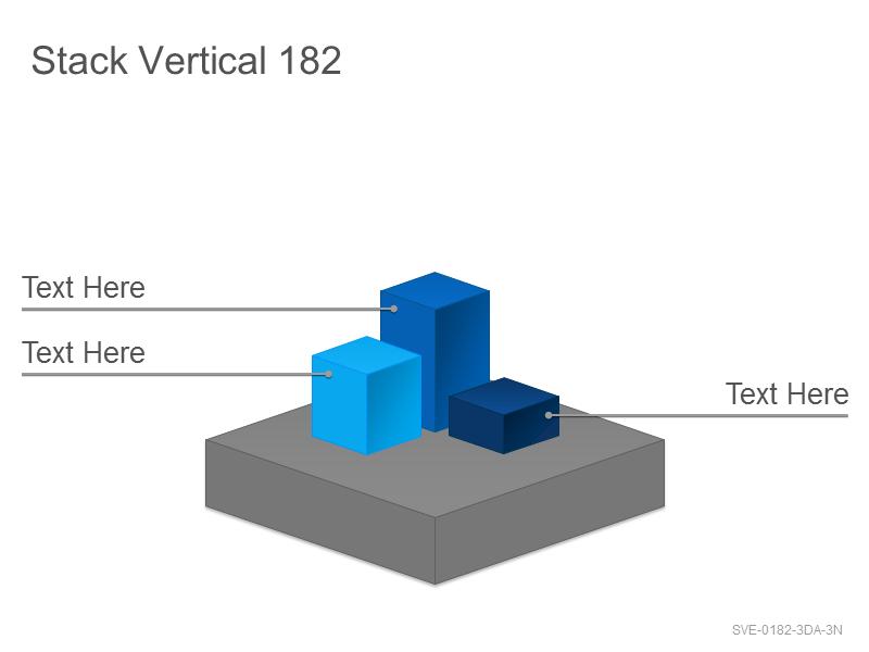 Stack Vertical 182